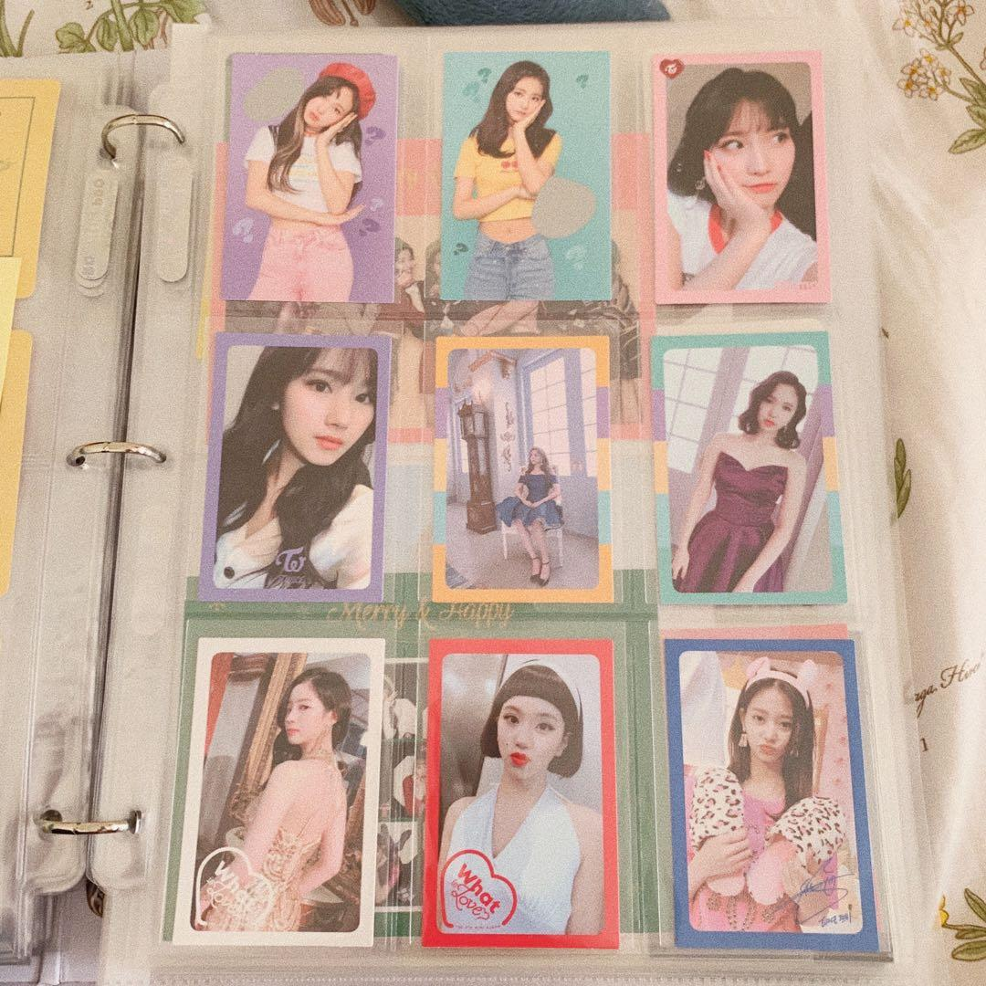 [ wts ] twice what is love? album