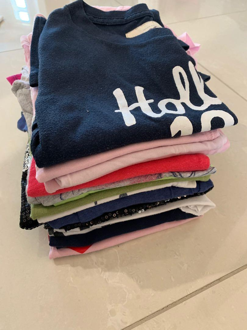 ALL for $10 Abercrombie/Hollister shirts (15 Shirts)