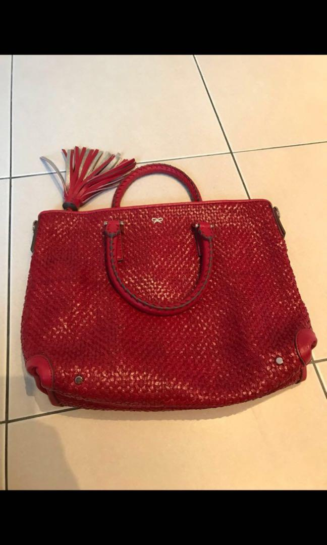 Anya Hindmarch Huxley (used once)