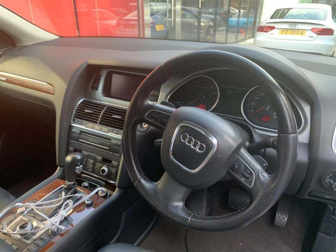 Audi Q7 3.0 TFSI 2010