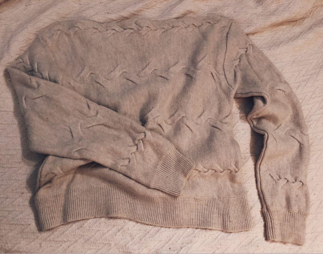 Babaton Marino Wool Sweater (Aritzia)