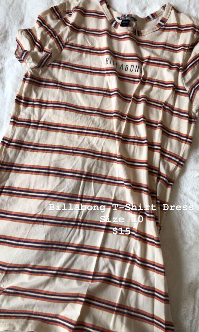 Billabong T-shirt Dress