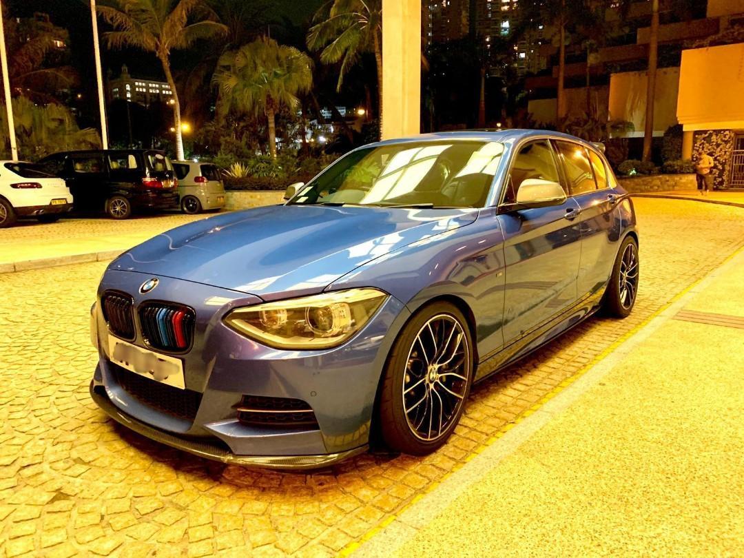 BMW M135I 2014