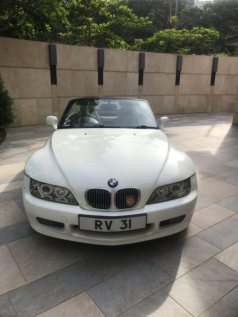 BMW Z3 1.9 1997