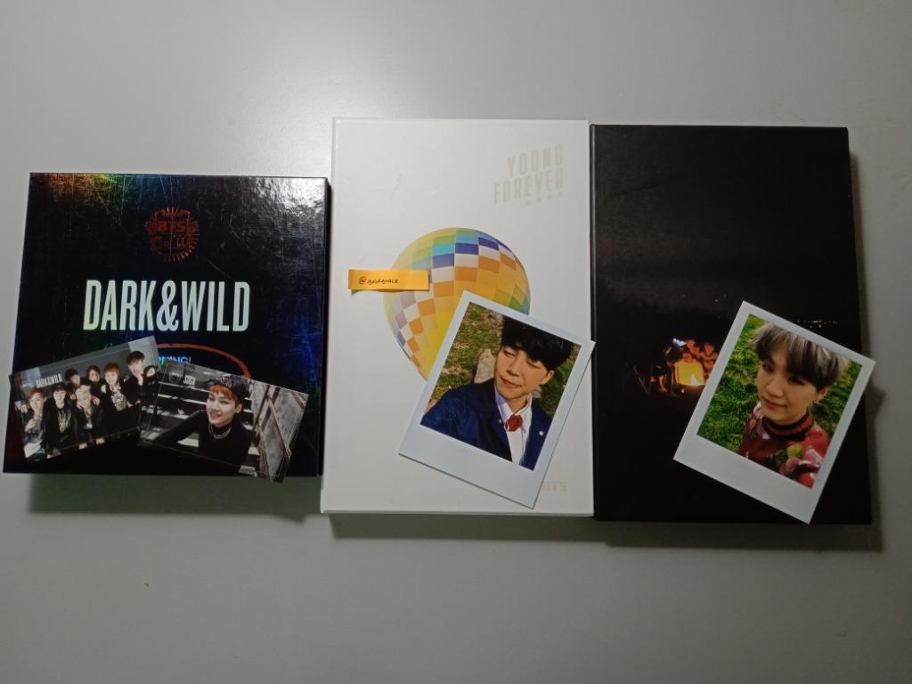 BTS Albums for Sale (WTS)