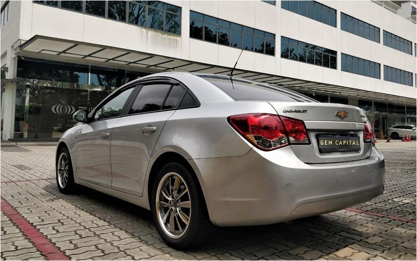 Chevrolet Cruze 1.6A - Lowest rental rates, good condition!