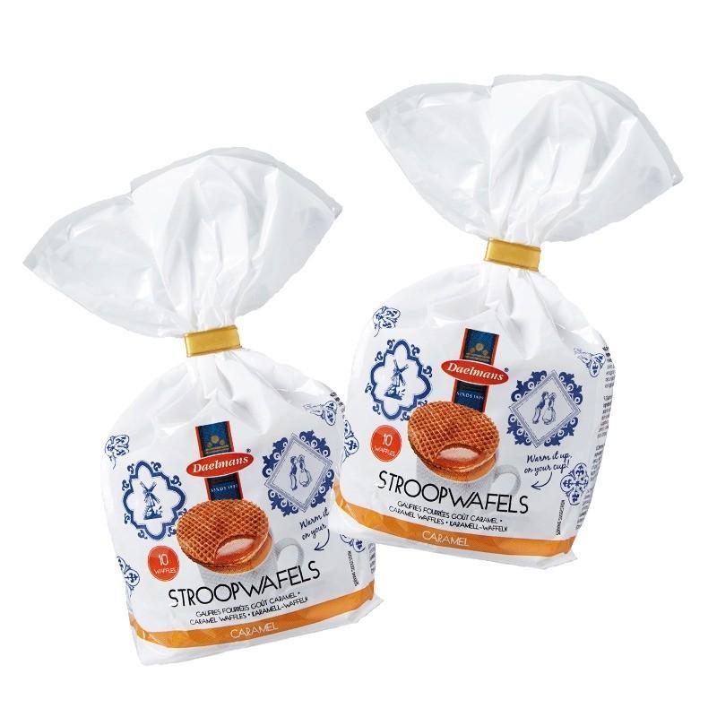 Daelmans Stroopwafels Bag 290G 2 in 1 value pack