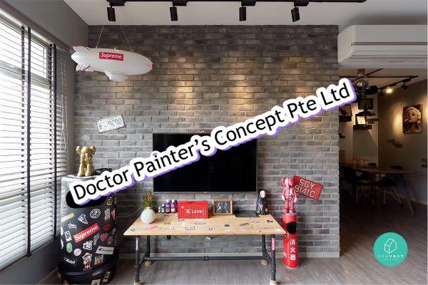 Direct Contractor Price! Carpentry / Painting / tiling etc! 2 weeks completion
