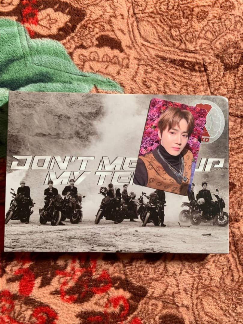 EXO Tempo Album Suho PC