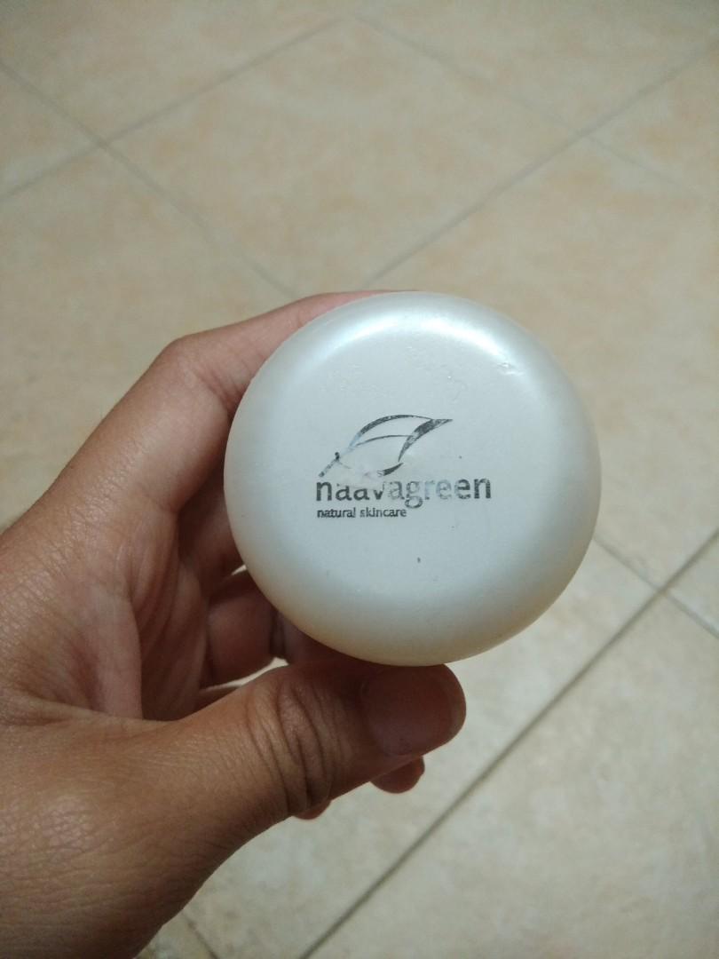 Eye cream naavagreen