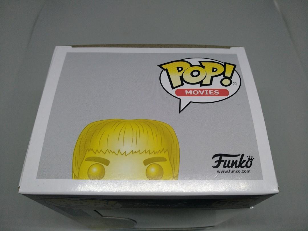FUNKO POP! GOLD BRUCE LEE GAME OF DEATH FLYING KICK