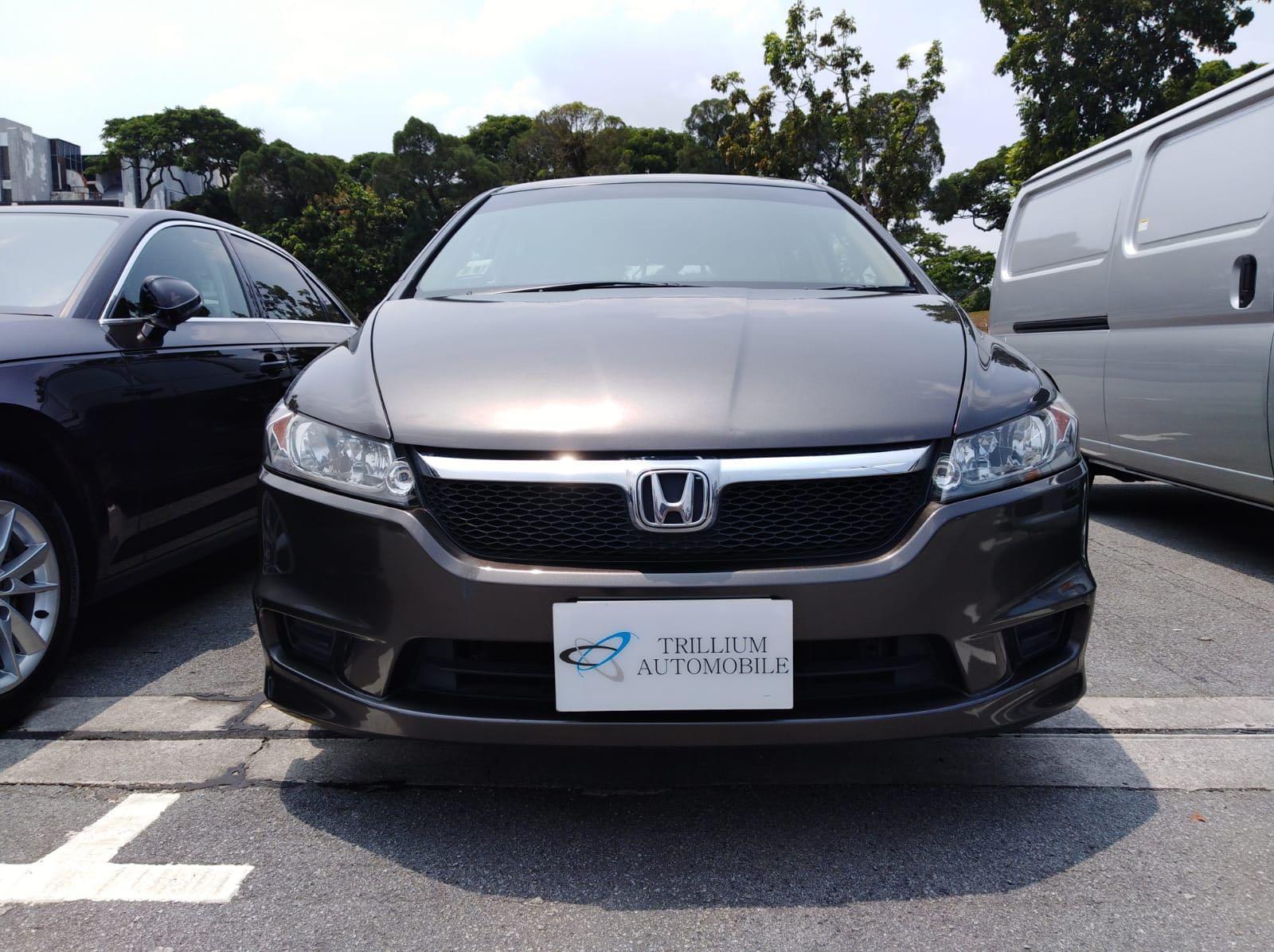 Honda Stream 1.8A for Rent