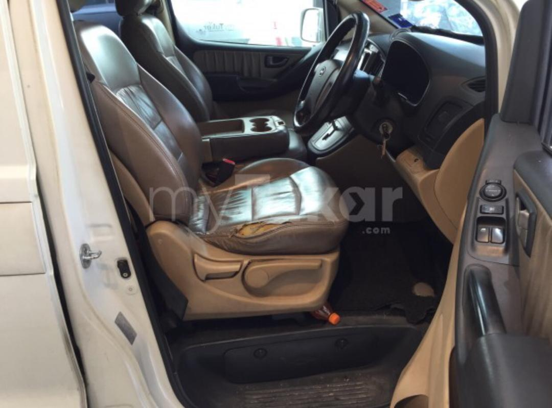 HYUNDAI STAREX 2.5AT TURBO ROYAL 2010TH Cash💰OfferPrice💲Rm46,500 Only‼LowestPrice InJB‼ Interested Call📲Keong 0177032069🤗