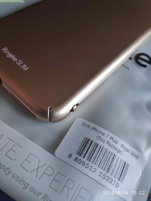Iphone 7 Plus Ringke Slim Royal Gold Mobile Phones Tablets