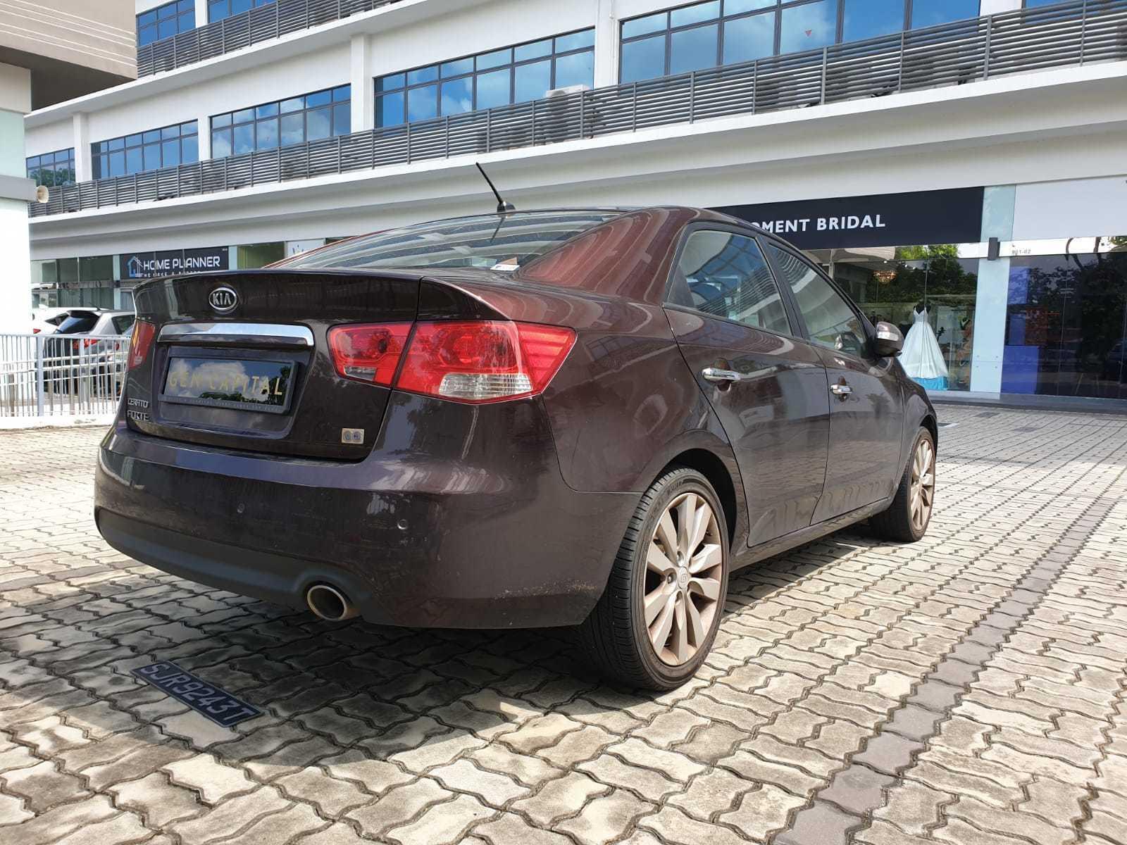 Kia Cerato Forte 1.6A - Lowest rental rates, good condition!