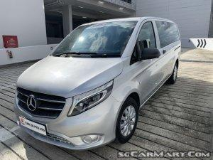 MERCEDES BENZ VITO 114 CDI PANEL VAN LONG AT ABS 5DR