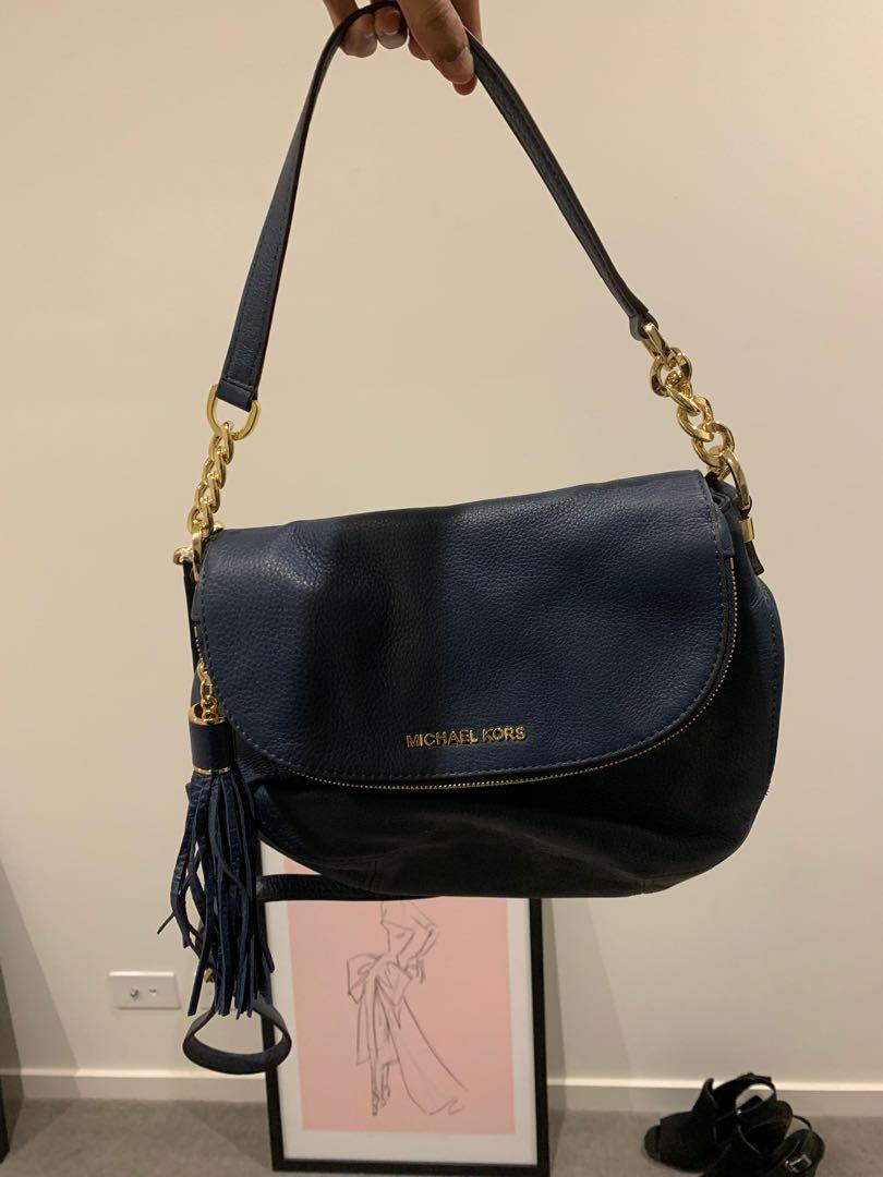 Michael Kors Crossbody bag, Bedford Nylon Medium Convertible Shoulder Bag