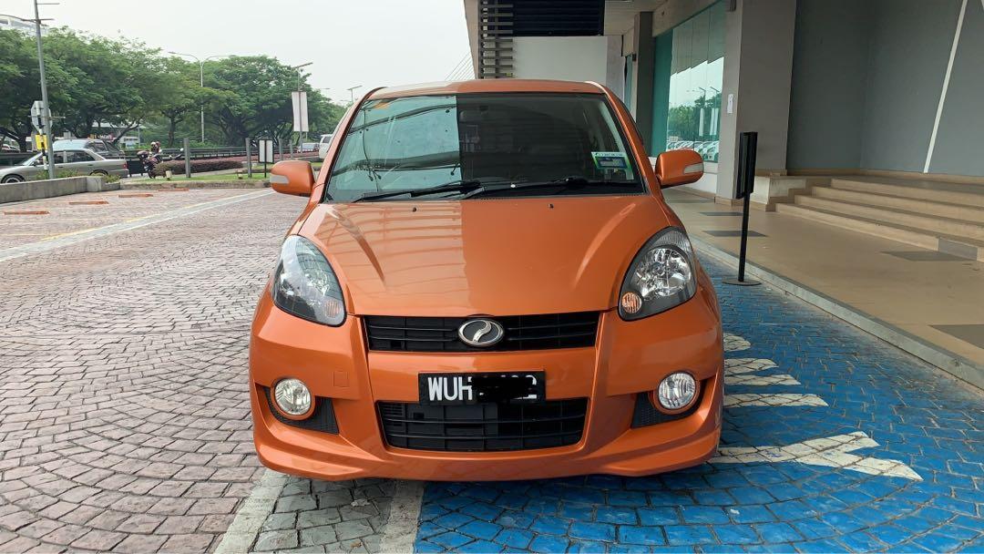 Perodua Myvi 1.3 (A) SE 2010 Car Rental Kereta Sewa