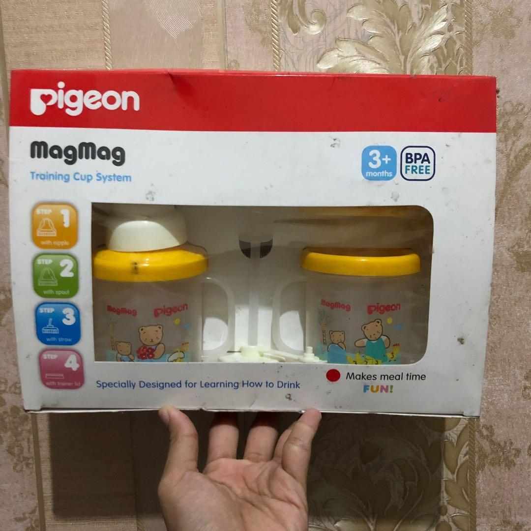 Pigeon Mag Mag