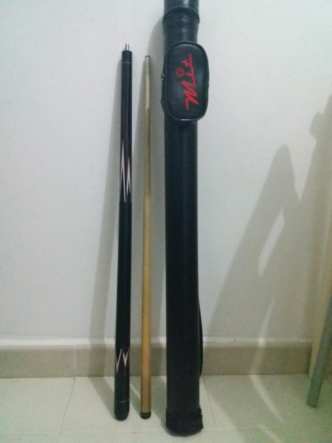 Cuppa Pool Cue on Carousell