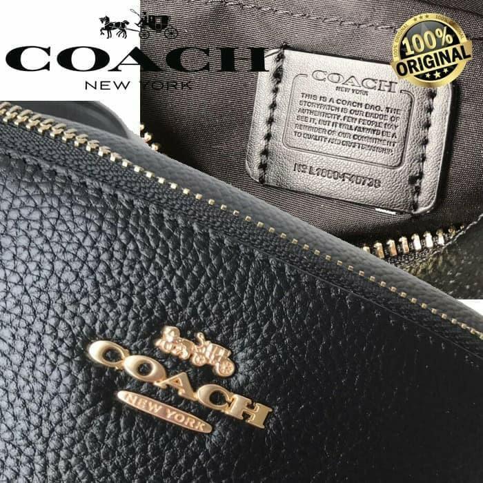 SALE Coach belt waist Bag AUTHENTIC ORIGINAL BNIB tas pinggang branded ori #joinagustus