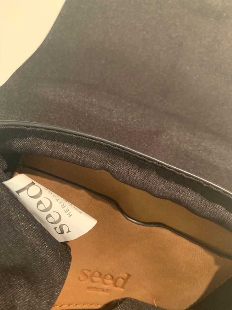 Seed Heritage Tan Crossbody Bag