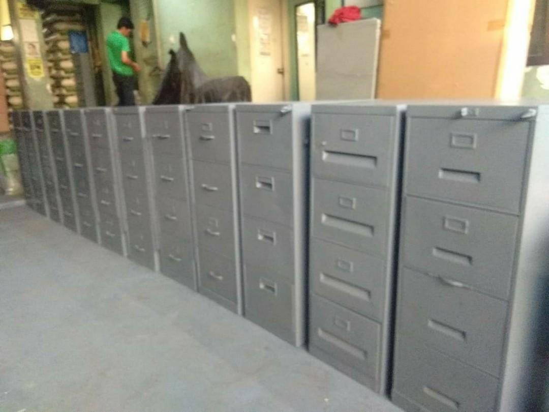 Steel filing cabinet repair home service on Carousell