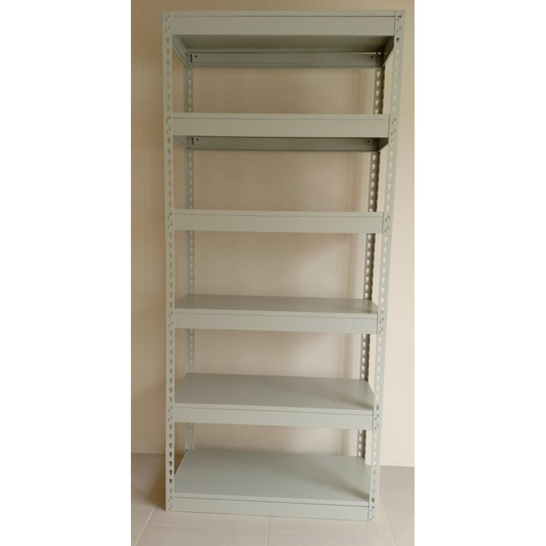 Steel Rack Office Partition F On Carousell