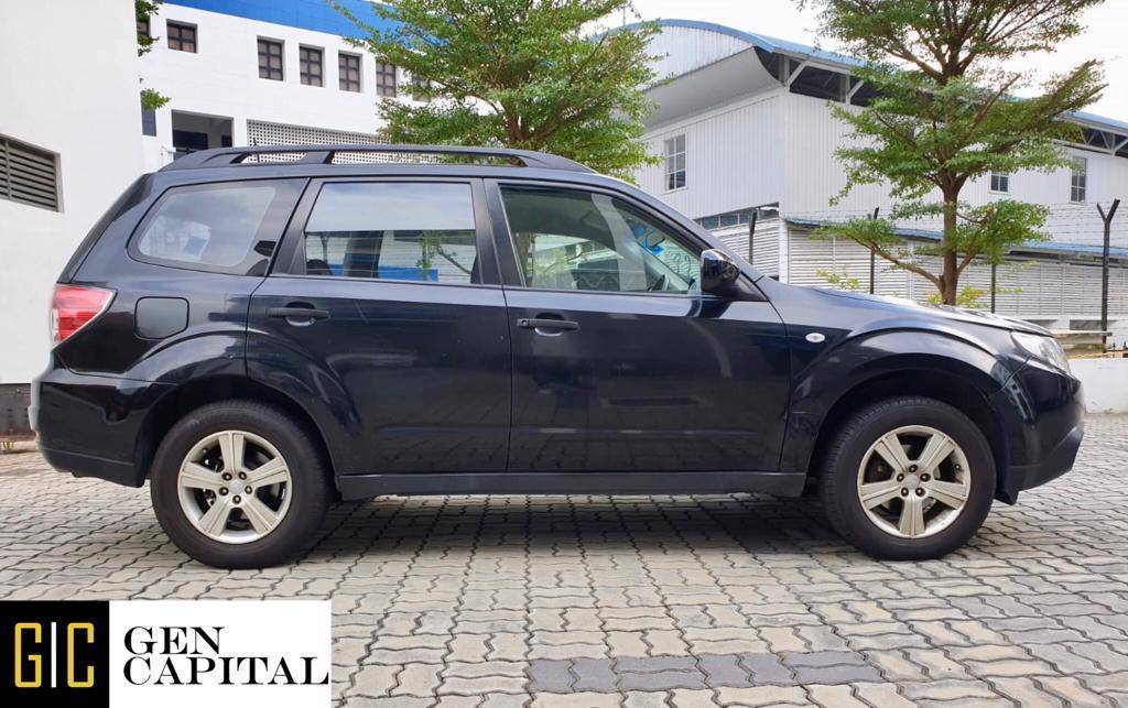 Subaru Forester 2.0A - Lowest rental rates, good condition!
