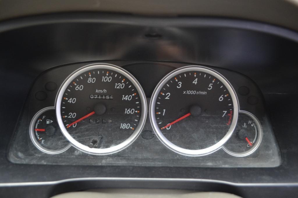 Toyota Avanza G Manual 2011 Kilometer 70Rb Antik Istimewa