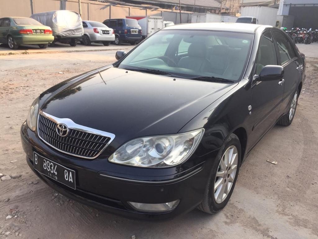 Toyota Camry 3.0 V AT 2004 Prime condition pajak hidup