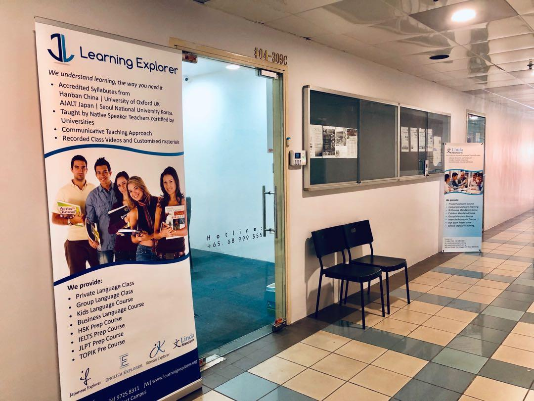 Training Room / Meeting Room / Classroom for Rent Jurong East MRT