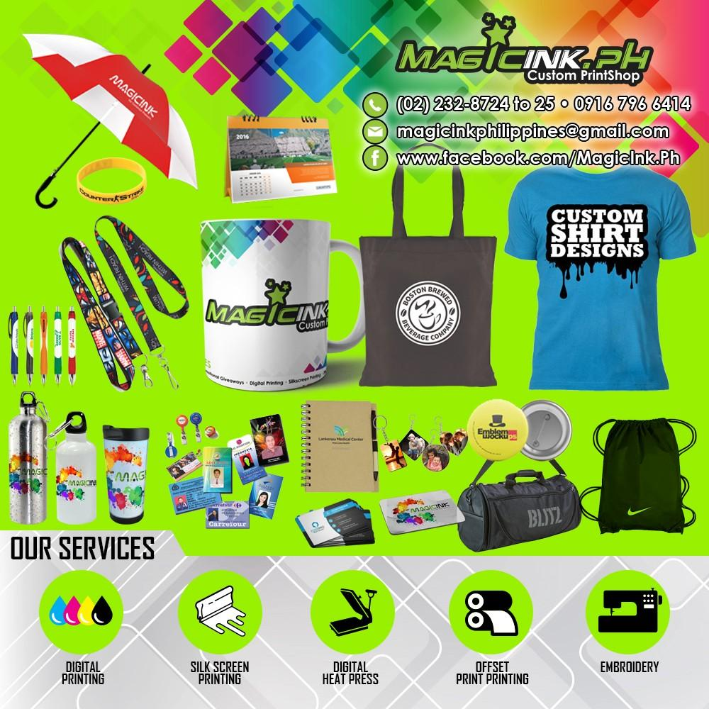 the best attitude ac457 4541f TSHIRT Printing Mugs Umbrella Lanyards Foldable Fan Button ...