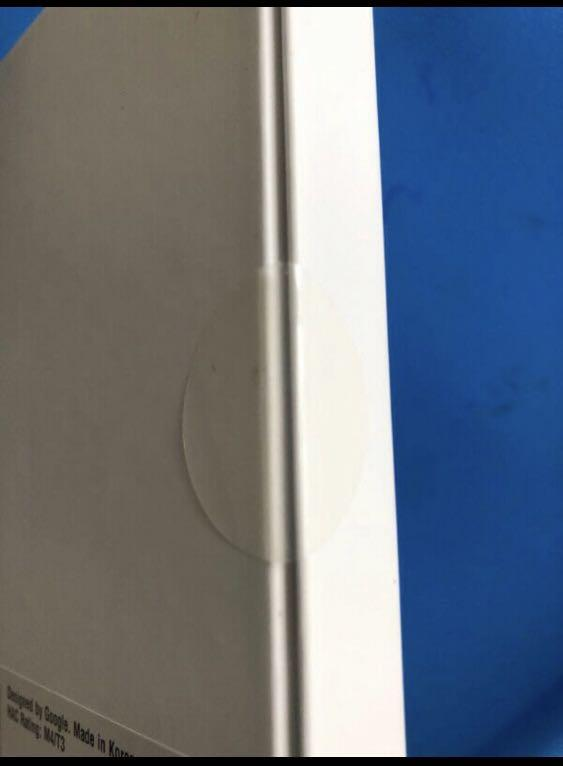 Unlocked packed box Google Pixel 2xl 64gb with warranty