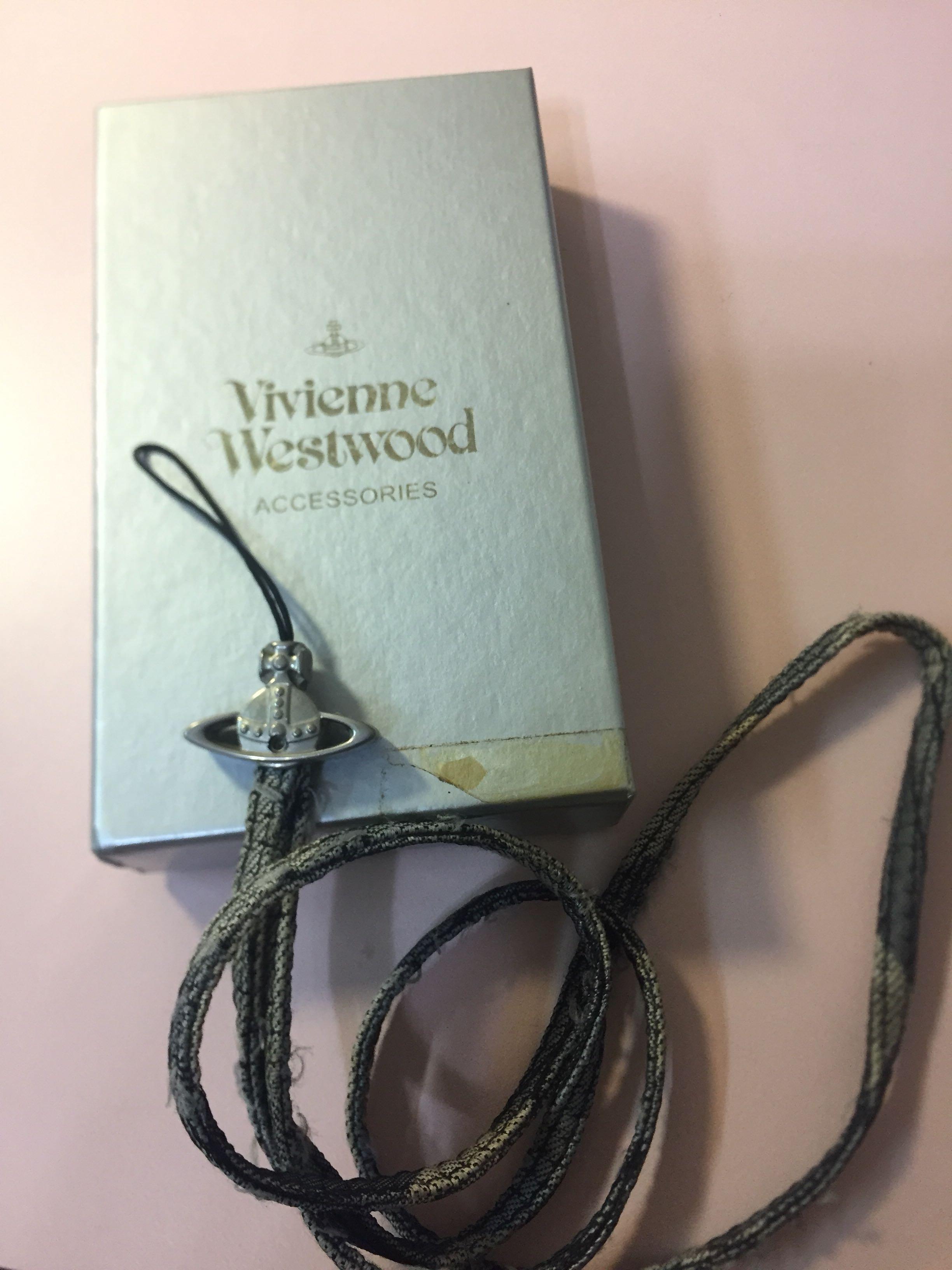 Vivienne Westwood 電話繩