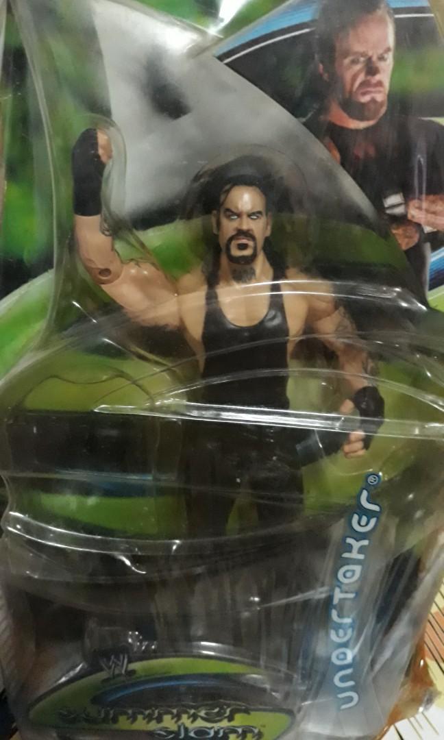 Ric Flair WWE Mattel Basic SummerSlam Brand New Action Figure Mint Package
