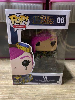 League of legend VI