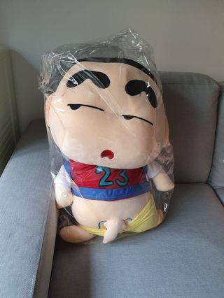Giant Size Brand New Crayon Shin Chan Soft Toy