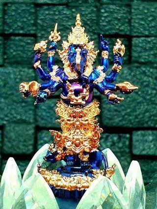 Ganesha roop lor(limited edition)  Mass chanted Bangkok hindu brahim Be 2562