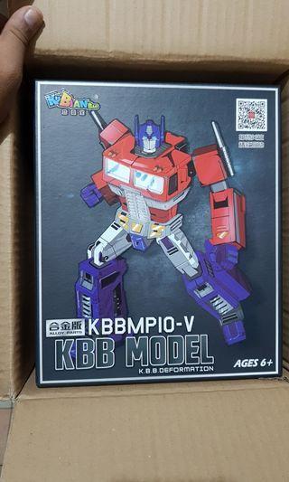 KBB MP10V Optimus Prime
