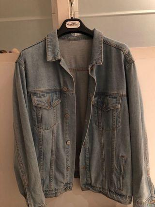 BM Denim jacket oversized