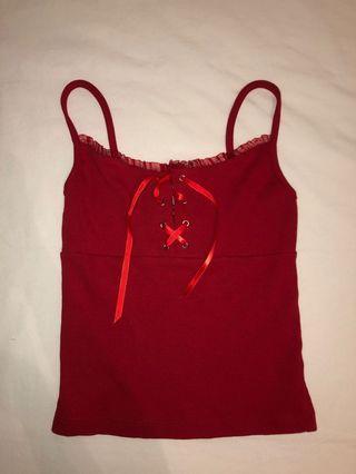 Unif cherry top