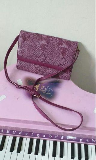 sling bag/cluth valentino rudy auth