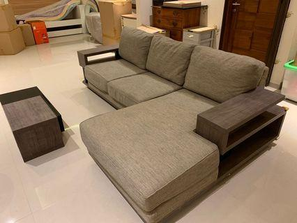 Cellini Sofa and Table still good condition!