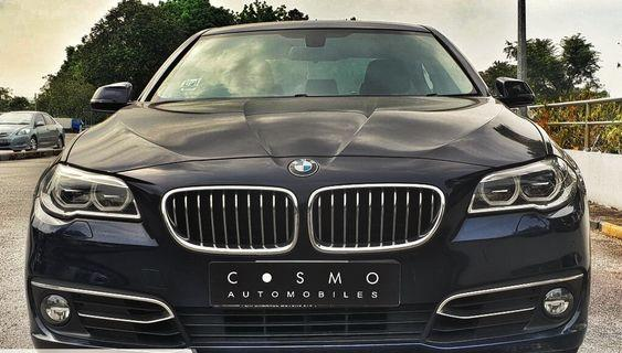 BMW 535i ActiveHybrid 5