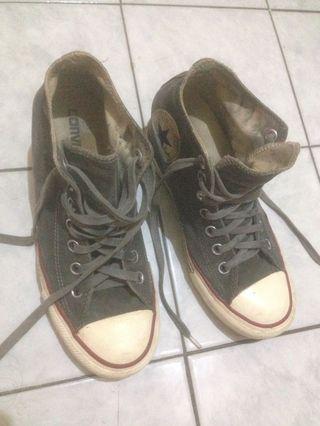 Converse heel classic grey Ori