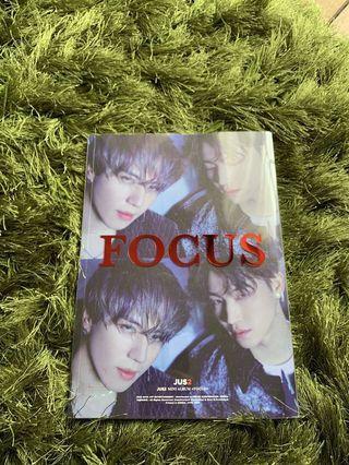 JUS2's FOCUS Album
