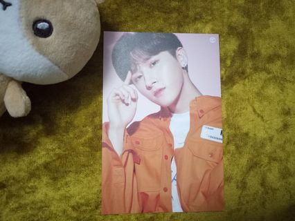 MONSTA X I.M TONY MOLY PHOTOCARD