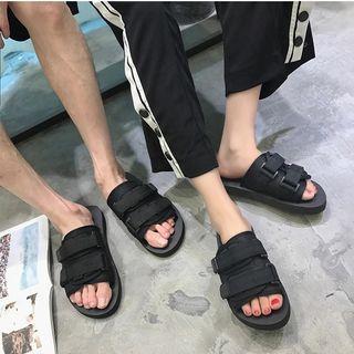拖鞋 男女都能穿