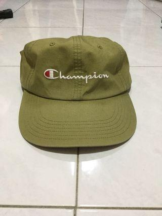 WTS Authentic Champion cap (price reduced)